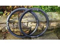 WTB Nano tyres 27.5x2.1 (pair, barely used)