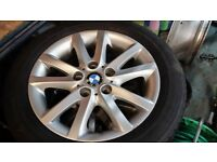 Genuine BMW 3 Series E46 16Inch Style 136 Alloy Wheels(x4)