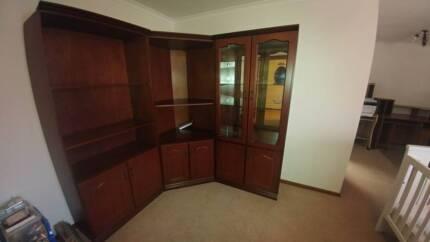 Large wall unit | Cabinets | Gumtree Australia Geelong City ...