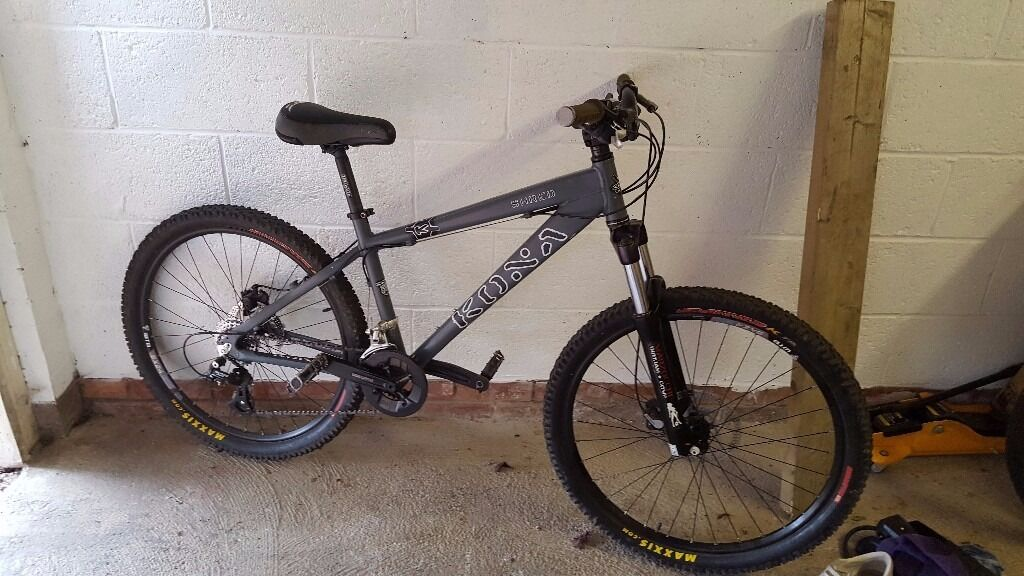 Kona Shred Mountain Bike In Cottingham East Yorkshire Gumtree