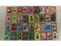 Lego Create the World Cards