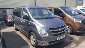 Hyundai i-Camper by Wellhouse new conversion, ready to go, Reimo roof, seats 5.