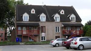 Joli appartement 3 c.c. près du Parc de la Gatineau
