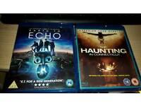 Blu rays