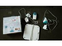 Angelcare baby monitor excellent condition