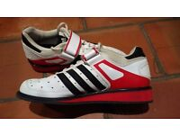 Adidas Power perfect 2 weightlifting shoes (size 7.5UK)