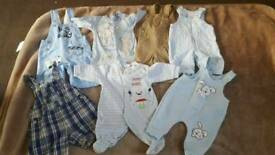 Newborn boys clothes