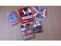 Film and TV Books (x5)