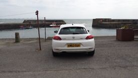 VW SCIROCCO 63 PLATE, EXCELLENT CAR AND SPOTLESS!!