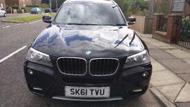 BMW x3 2011 - 59k miles - 2.0 diesel - xdrive - automatic