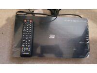 Samsung 3D Bluray DVD player