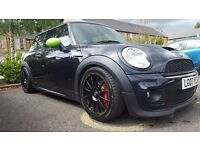 Mini cooper s jcw works spec like new stunning must go px deisel bargain swap
