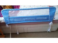 Bed Guard for with drop down side