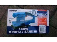Draper 140w sander