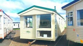 Excellent Value 8 Berth Starter Holiday Home At Sandylands With Fees Inc till 2019