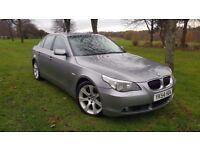 BMW 5 Series 4.4 545i SE 4dr HUGE SPEC+1 OWNER+S/HISTORY
