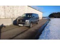 Volkswagen transporter 2010, grey, no vat, swb low miles