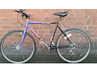 Commuting Bike with New Road Tyres