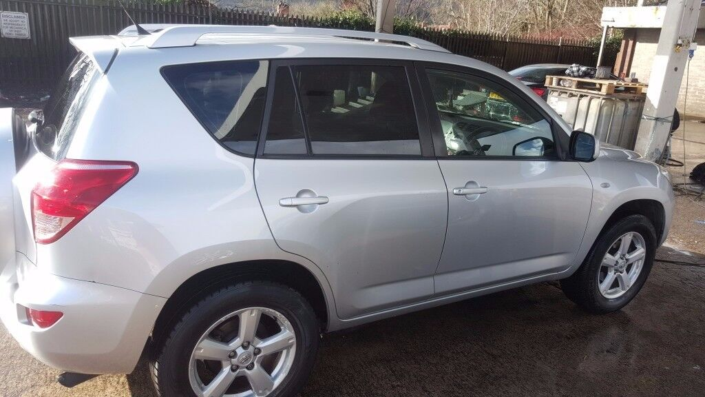TOTOTA RAV4 FOR SALE 2007 QUICK SALE!!!