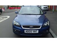 FORD FOCUS ZETEC 1.6S PETROL MOT TILL JUNE EXCELLENT CONDITION DRIVES REALLY WELL