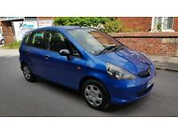 HONDA JAZZ 2005 1.2 5 DOOR HATCHBACK WITH MOT EXP19.2.2017 SERVICE HISTORY HPI CLEAR