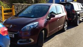 FINAL PRICE REDUCTION Renault scenic stop/start