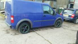 Ford transit connect alloys