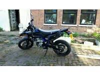 Yamaha wr 125cc
