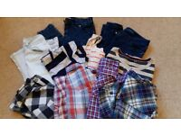 Size 10 girls jeans and tops