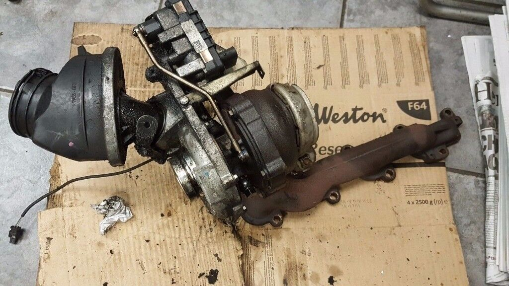Mercedes E220 c220 cdi Turbo Charger+actuator A6460901080 6nw009228 complete SET