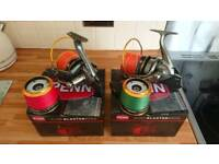 Sea fishing rods reels penn daiwa