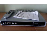 Techwood Digital Video Recorder, Twin Terrestrial Tuner