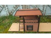 Stunning cat/small dog house for sale