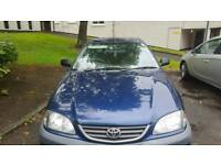 Quick sale wanted toyota avensis 1.8 GS-VVTI