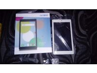 """Alcatel Pixi 4 7""""WiFi Android tablet in white"""