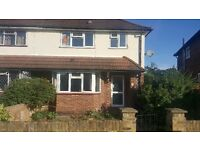 4 bed house with 1 room to rent 10min away from Brunel - £97 a week (non students welcome)