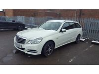 2012 Mercedes e250 cdi bluef Quick sale