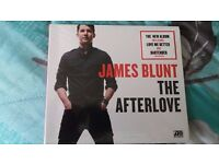 Unwanted gift James Blunt The Afterlove Extended Delux Limited Edition Album