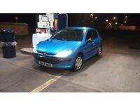 Peugeot 206 Hdi *Long Mot*