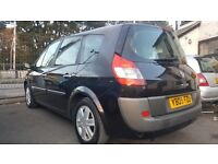 RENAULT GRAND SCENIC 7 SE RATER , AUTOMATIC , GOOD CONDITION , DRIVES GREAT £1495