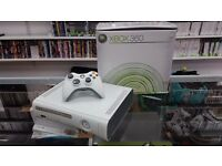 Xbox 360 in Box with Controller