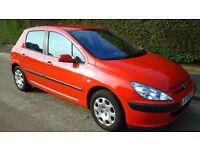 Peugeot 307 1.4 petrol