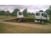 vechicle recovery service proffesional friendly and reasonable