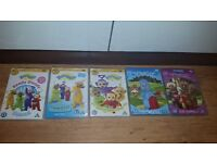 Telletubbies and In the night garden DVD