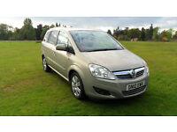 Vauxhall Zafira 1.6 Design 7 seater