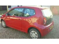 Volkswagon Up! - Move Up! 2013 63 plate - Low Mileage - Very Good Condition