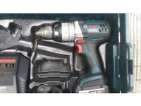 Bosch GSB 18 VE-2-LI 18v Robust Combi Drill