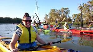 Kayaking in the Riverland - August Specials Paringa Renmark Paringa Preview