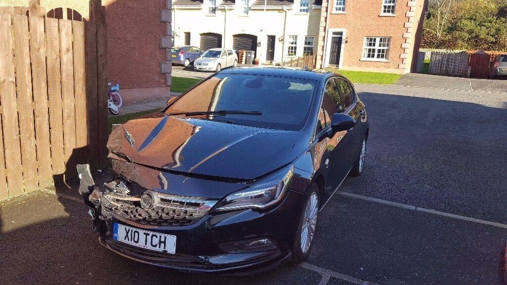 2016 Vauxhall Astra Elite 1.4 Turbo 150hP NAV