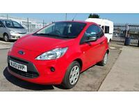 2013 Ford ka 1.2 petrol 3 door hatchback 12 months mot genuine low mileage
